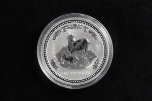 2003 Ziege - 1 Oz Lunar I