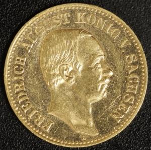 20 Mark Friedrich August 1905