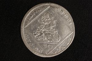 30 Kreuzer 1754 W.1033