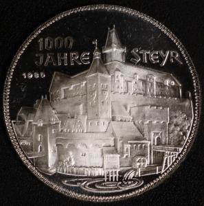500 ÖS 1980 Steyr
