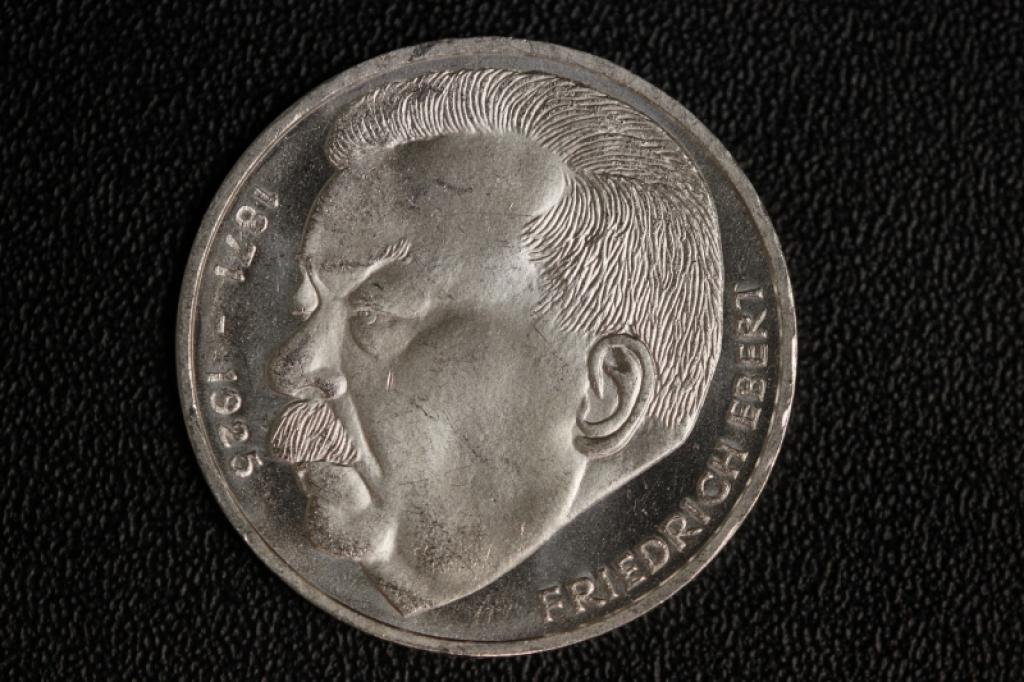5 Dm Friedrich Ebert 1975