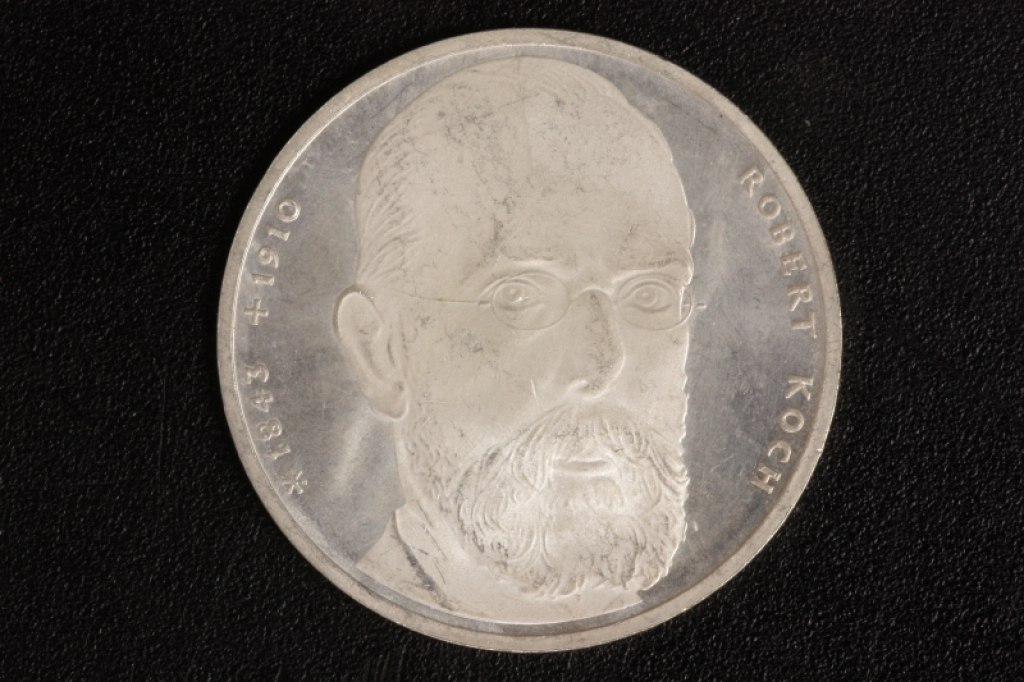 10 Dm Robert Koch 1993 St