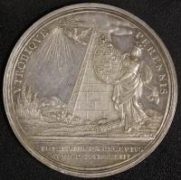 AG-Medaille Pfinzing 1753