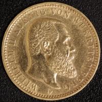10 Mark Wilhelm II 1904