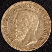 5 Mark Friedrich 1877