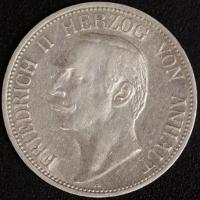 3 Mark Friedrich II 1911