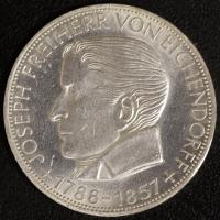 5 DM Eichendorff 1957