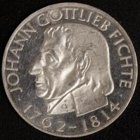 5 DM Gottlieb Fichte 1965