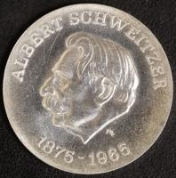 Schweitzer 10 Mark 1975