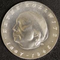 Kollwitz 10 Mark 1967