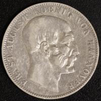 Taler 1850 Ernst August
