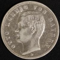 5 Mark Otto 1888