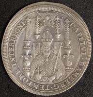 Reichstaler 1693, Sedisvakanz