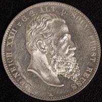 2 Mark Heinrich XXII. 1899
