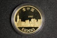 1000 $ Honk Kong 1997