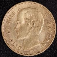 10 Mark Otto 1909
