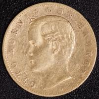 10 Mark Otto 1893