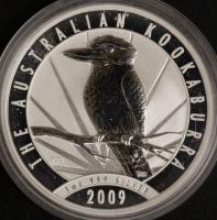 1 Oz  Kookaburra 2009