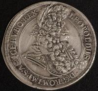Taler 1697, Leopold I.