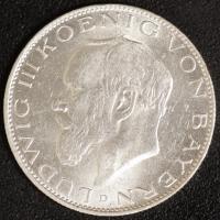 2 Mark Ludwig III 1914
