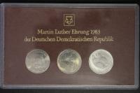 Luther Ehrung 1983 (Wartburg 83)