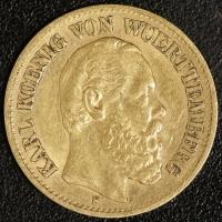 10 Mark Karl 1877