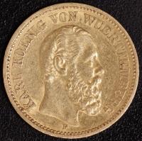 20 Mark Karl 1872