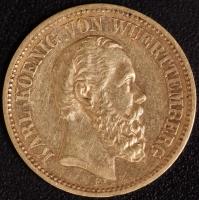 20 Mark Karl 1873