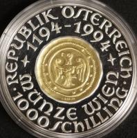 1000 ÖS 800 J. Münze Wien 1994