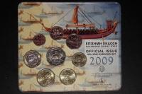 Kursmünzensatz 2009 Griechenland
