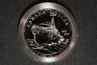1 $ Canada 2010 Marine BU