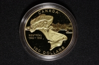 100 $ Canada 1992 Montreal