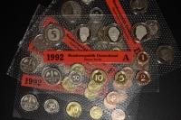 KMS 1992 kpl. A.D.F.G.J. - st