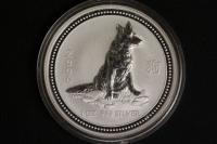 2006 Hund - 1 Oz Lunar I