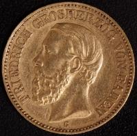 20 Mark Friedrich 1894