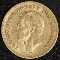 20 Mark Johann 1872