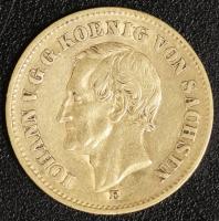20 Mark Johann 1873