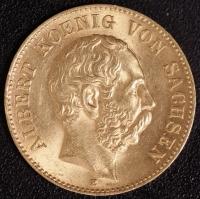 20 Mark Albert 1894