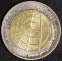 5 Fr. 2002 Escalade st