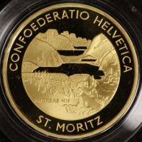 50 Fr. 2003 WM St. Moritz PP