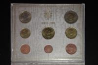 Kursmünzensatz 2006 Vatikan st