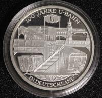 10 ¤ 2002 U-Bahn PP