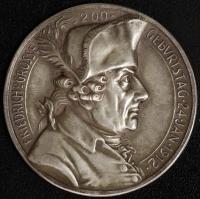 AG-Med. Friedrich der Große -1912 -36 mm