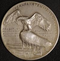 AG-Med. Parseval-Fernfahrten -1909 - 36 mm