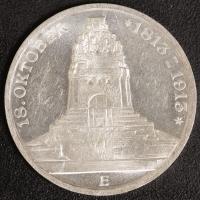 3 Mark Völkerschlacht 1913