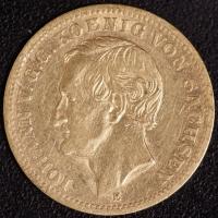 10 Mark Johann 1873