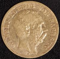 10 Mark Albert 1878