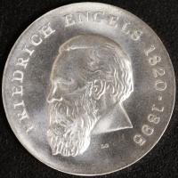 Engels 20 Mark 1970