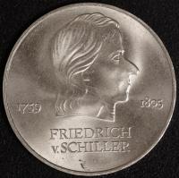 Schiller 20 Mark 1972