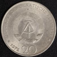 Pieck 20 Mark 1972